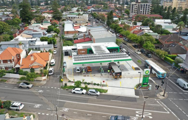 Manly Service Station Sold For  7 2 Million
